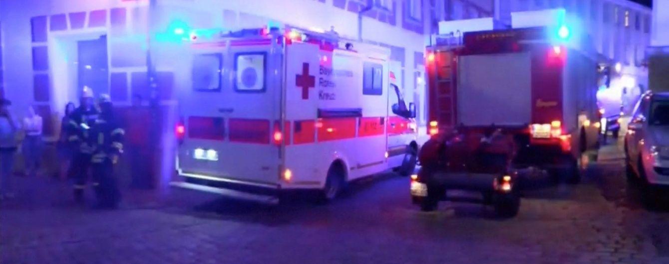 Один человек погиб, 10 получили ранения в результате взрыва в баварском ресторане