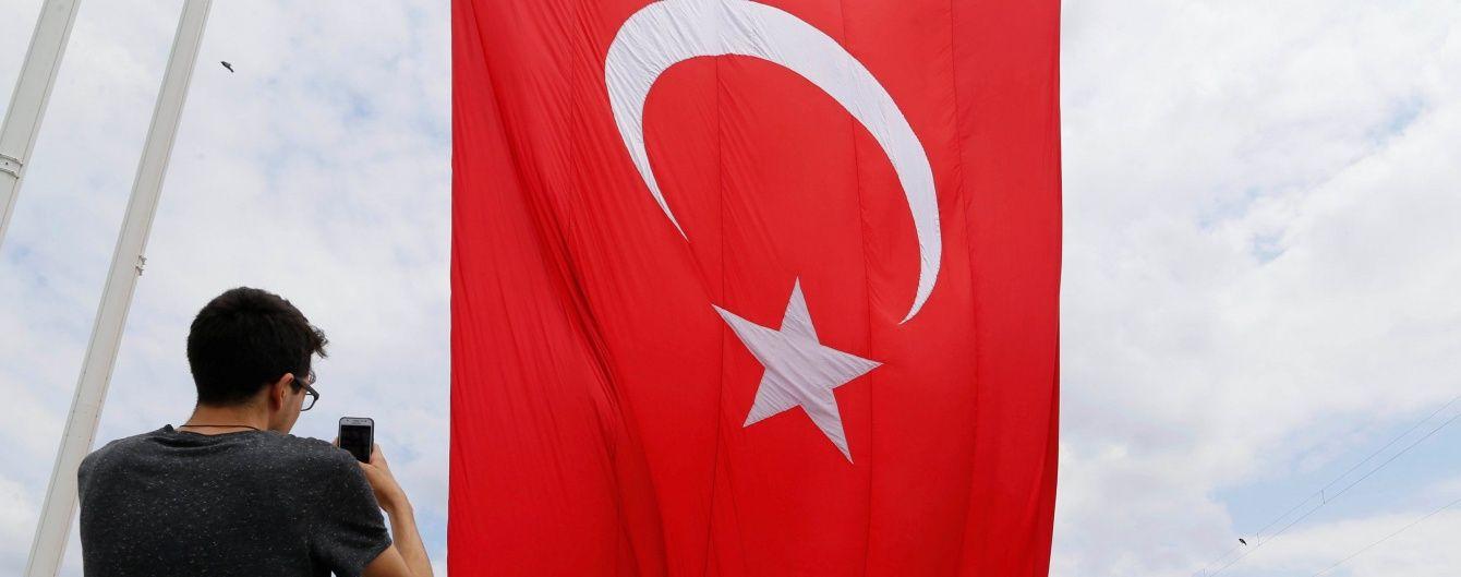 У Туреччині затримали 10 іноземців у справі проваленого перевороту