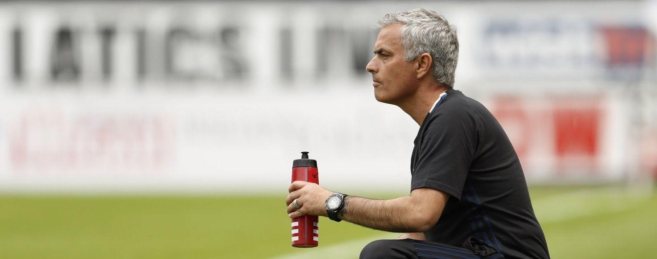 """Це принизливо: Моурінью попросив тренера """"Челсі"""" не святкувати розгром"""