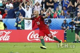 Хавбек збірної Португалії вирішив продати медаль Євро-2016
