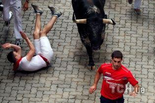Фестиваль з десятками травмованих: забіги з биками у Памплоні встановили травматичний рекорд