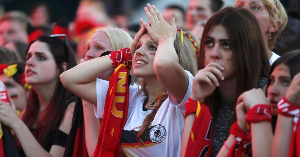 Фото фанатів Євро-2016, 7 липня