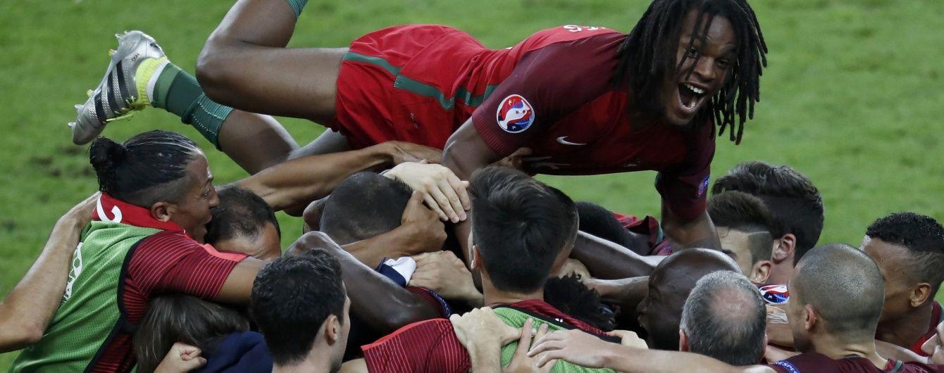Португалія без Роналду перемогла французів і стала чемпіоном Європи