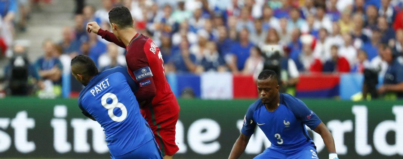Хавбек збірної Франції запевнив, що ненавмисно травмував Роналду