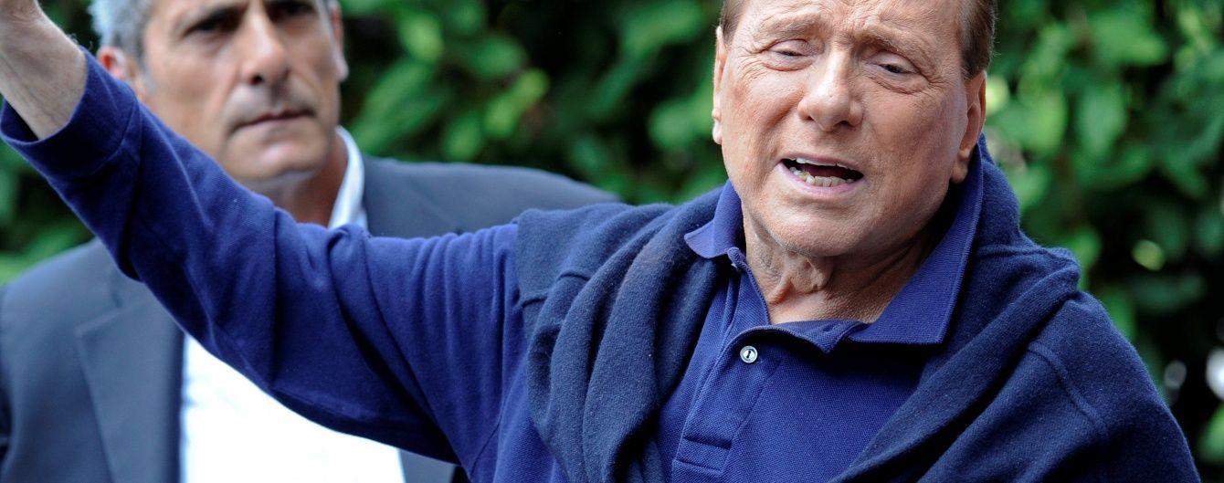 """Берлусконі підтвердив продаж """"Мілану"""" китайським інвесторам"""