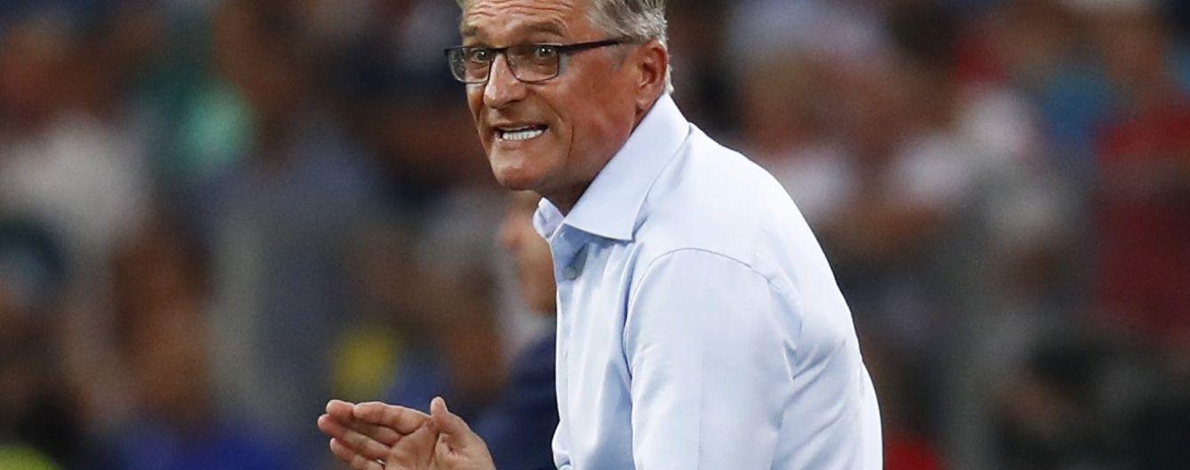 Збірна Польщі подовжила угоду зі своїм головним тренером