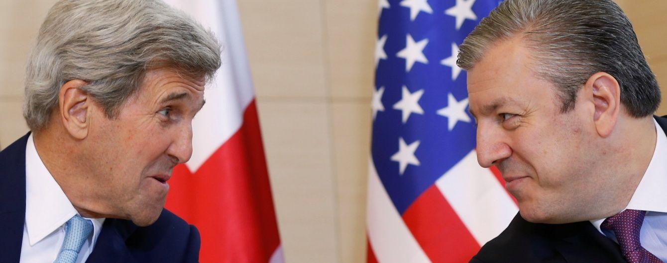 США і Грузія підписали меморандум, який передбачає американську військову допомогу Тбілісі