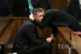 Бігуна-паралімпійця Оскара Пісторіуса засудили на 6 років за вбивство подруги