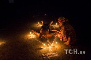 Зцілення від хвороб і танці на вугіллі. Reuters показав ритуал вшанування венесуельської богині