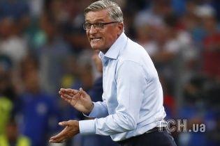 Сборная Польши продлила соглашение со своим главным тренером