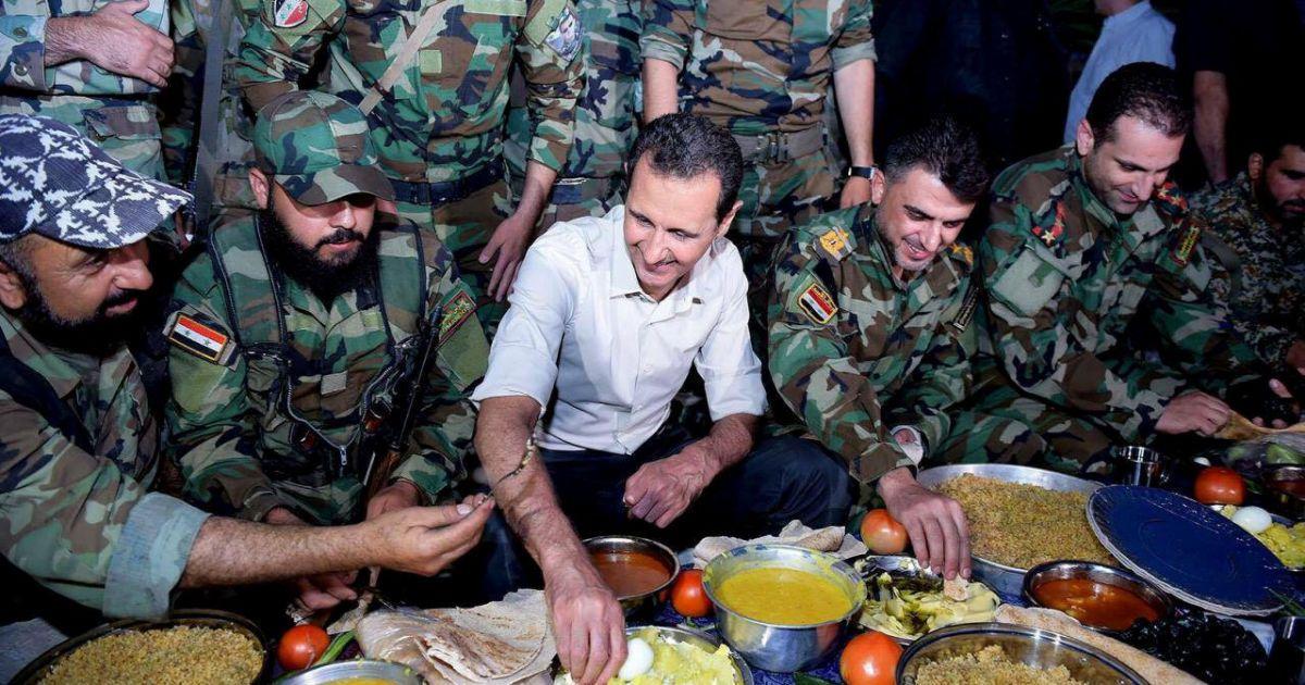 Президент Сирії оголосив амністію бойовикам, які здалися