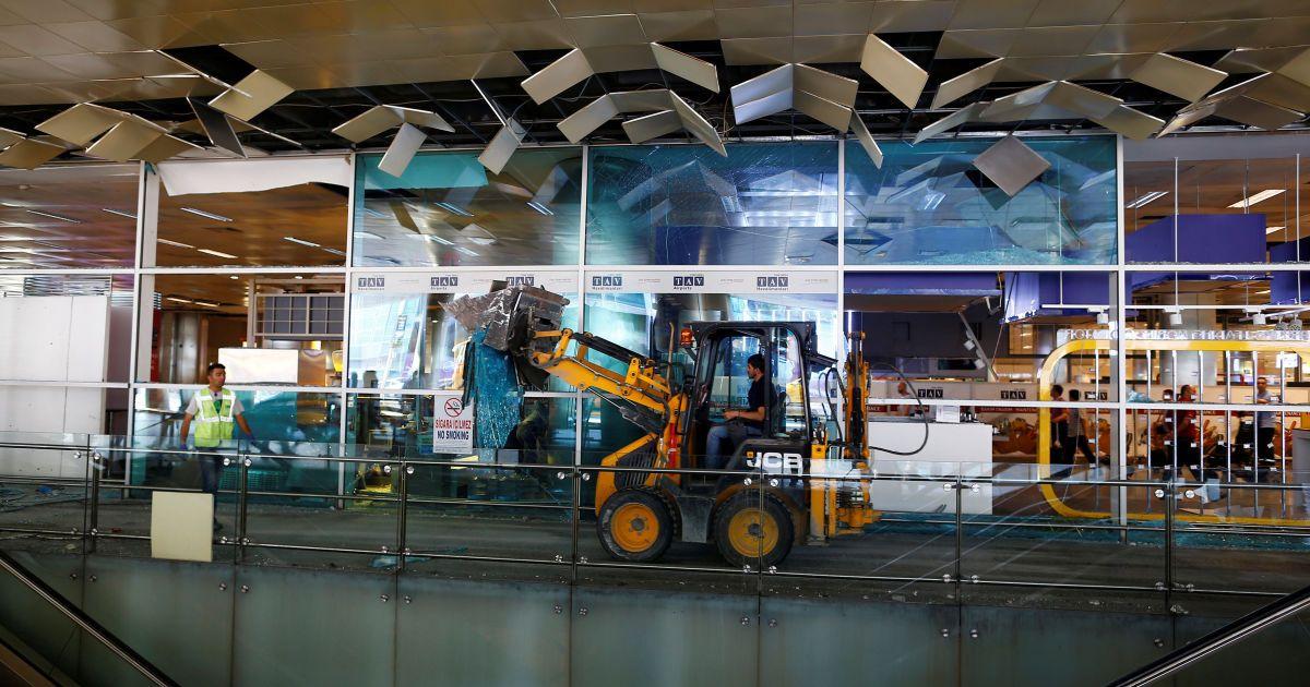 Аеропорт Ататюрк, Стамбул