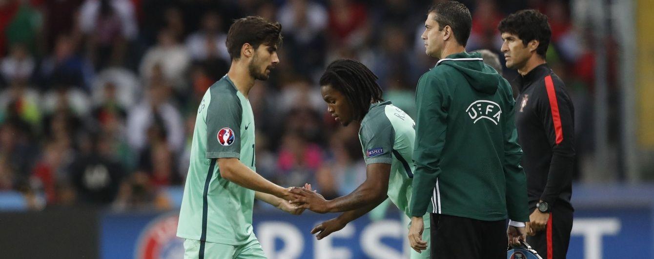 Португалія втратила двох гравців перед битвою за півфінал Євро-2016