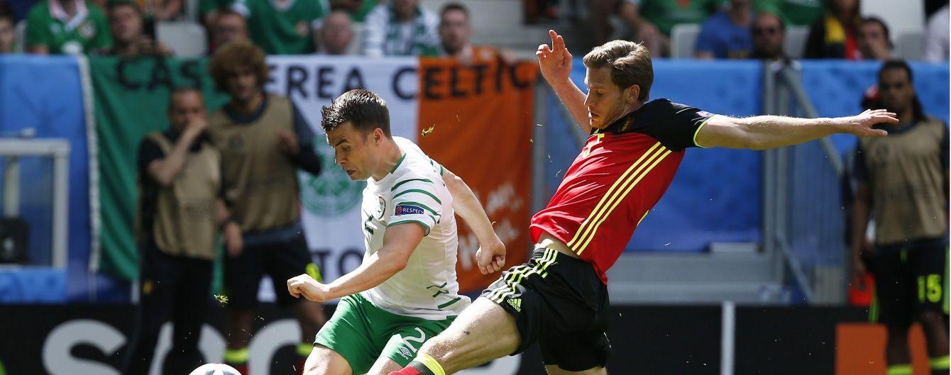 Бельгія через травму втратила основного захисника до кінця Євро-2016