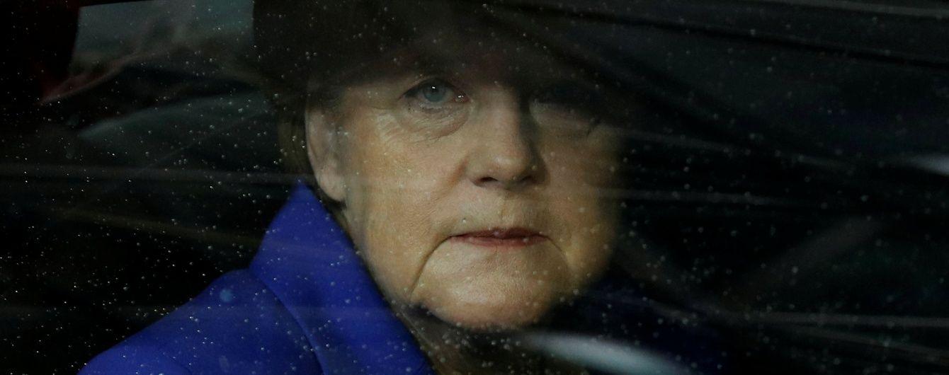 Половина громадян Німеччини не хоче бачити Меркель главою уряду – опитування
