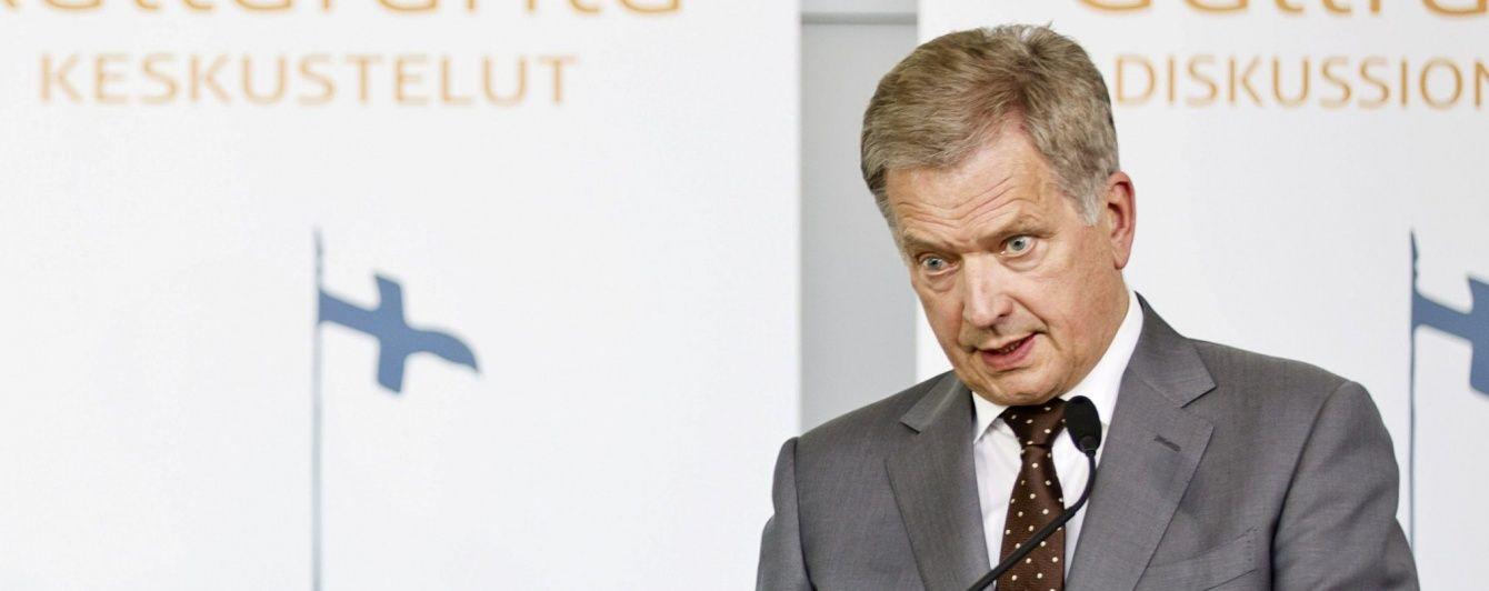 Євросоюз має без зволікань запровадити безвізовий режим з Україною - президент Фінляндії