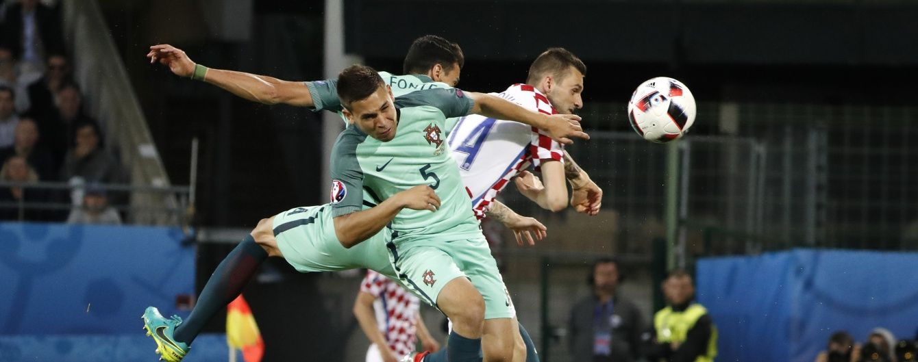 Португалія вибила Хорватію з Євро-2016 в надважкому поєдинку