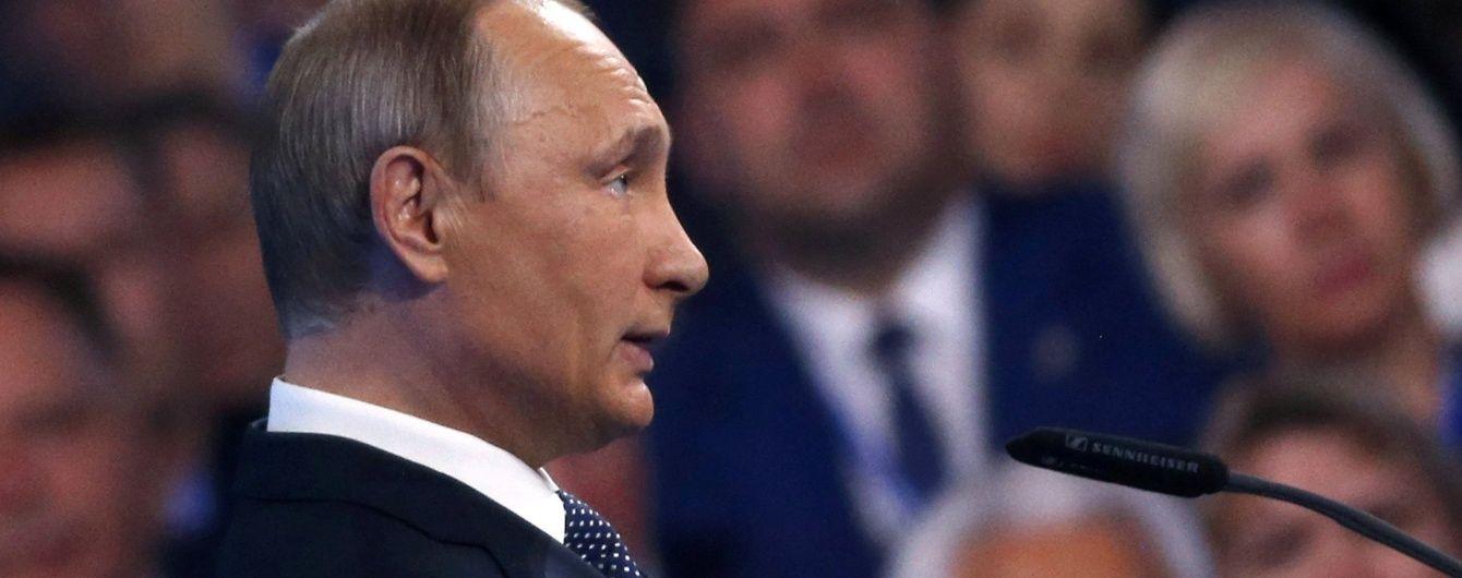 Відповідь Кремля: Путін подовжив продуктове ембарго