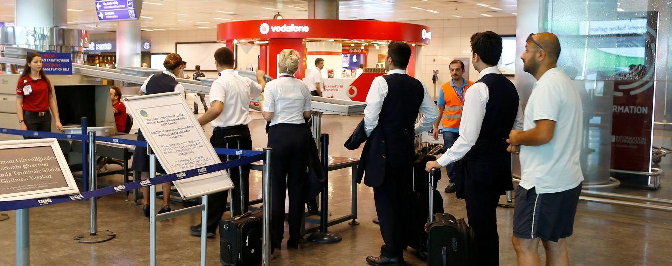 Через теракт у Стамбулі рейси між Україною та Туреччиною затримують