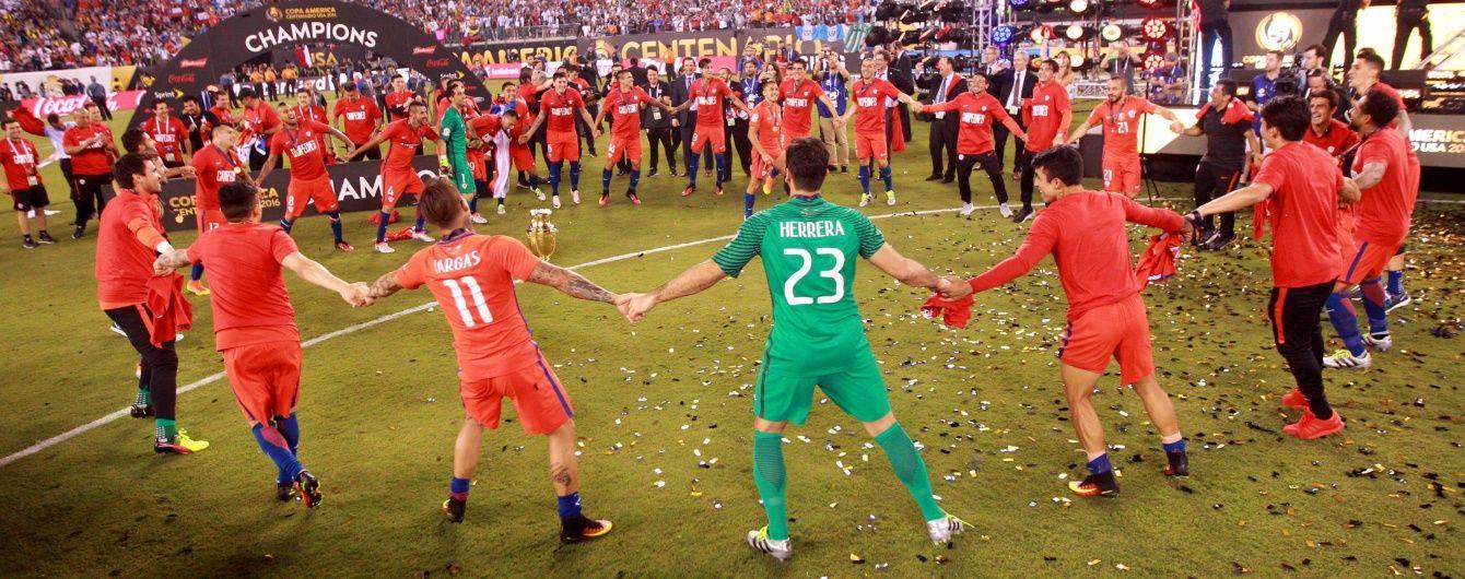 УЄФА дав добро на футбольну битву між чемпіонами Європи та Америки