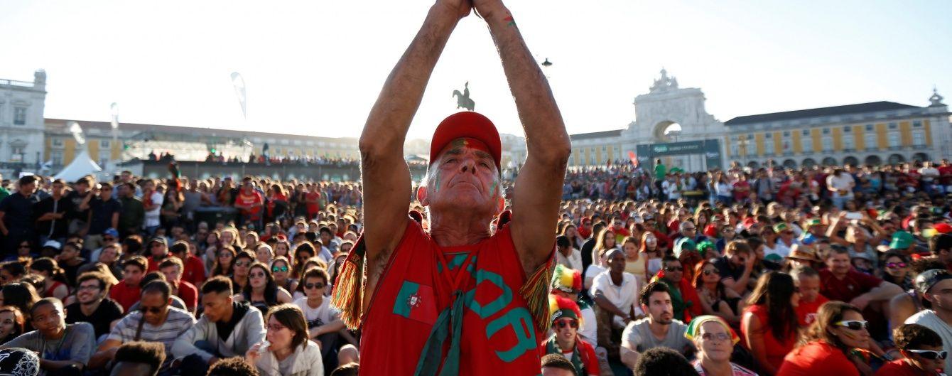 Євро-2016. Польща і Португалія відкривають чвертьфінали