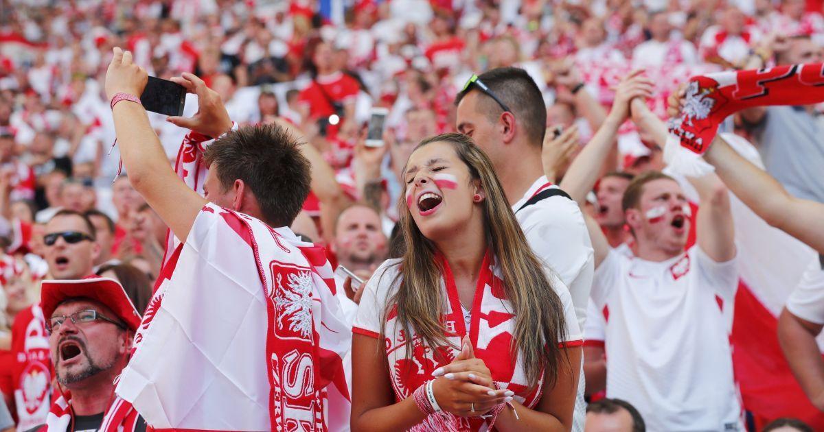 Фото фанатов Евро 2016 по 21 июня