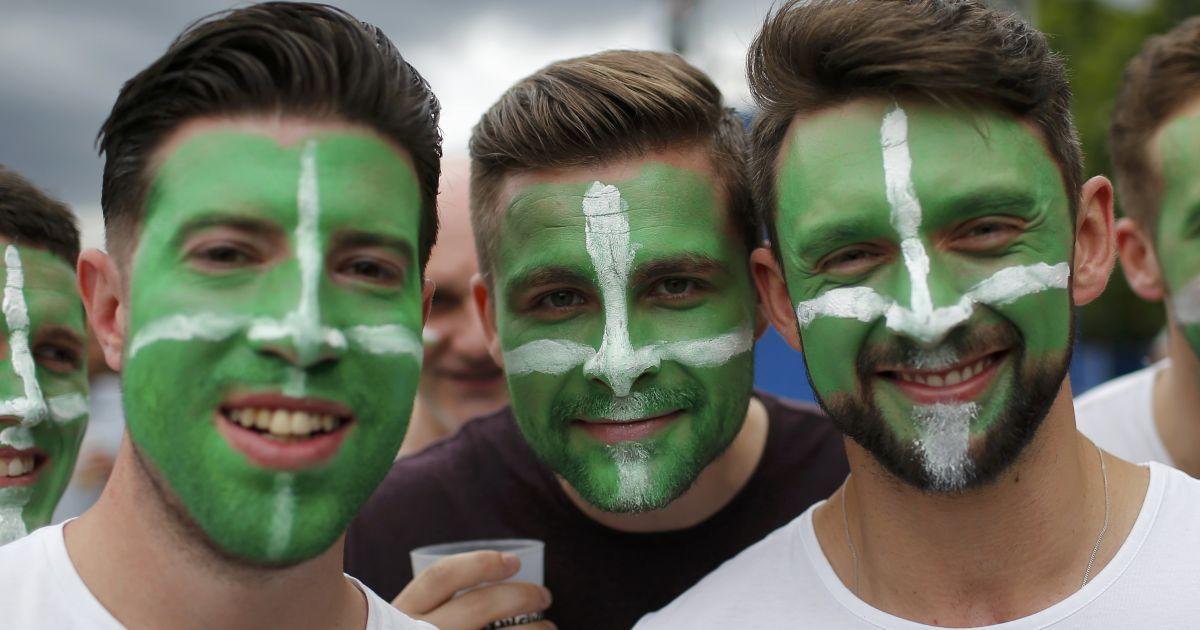 Фото болельщиков Евро-2016, 21 июня @ Reuters