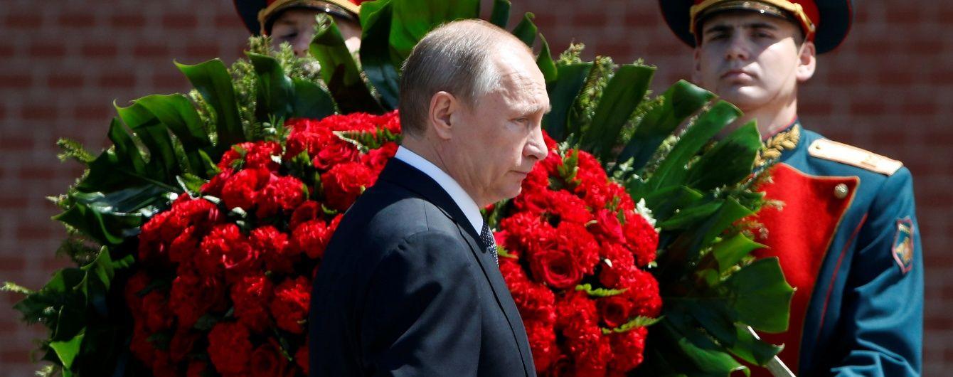 У Путіна вперше прокоментували збитий у Сирії російський вертоліт
