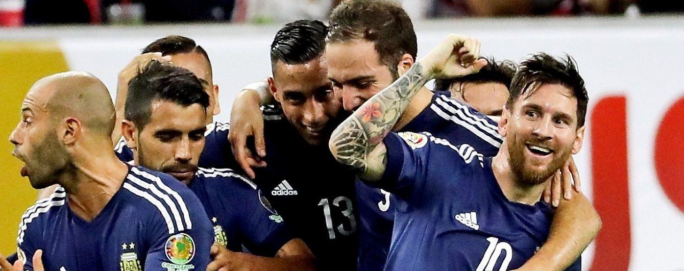 Мессі забив крутий гол і став супербомбардиром Аргентини