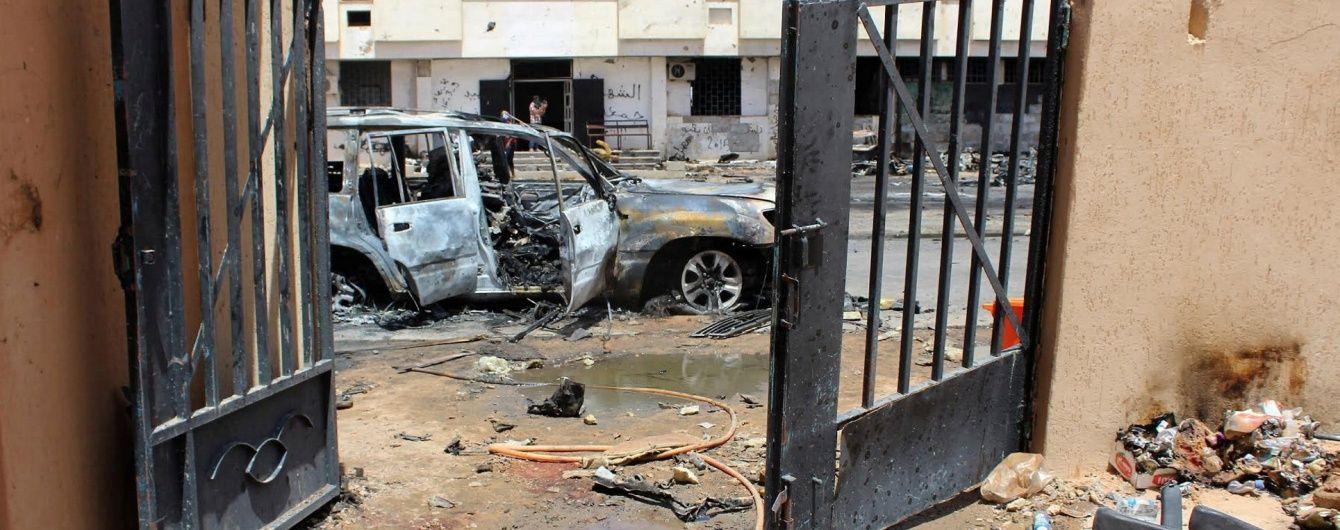 У Лівії внаслідок потужного вибуху на складі боєприпасів загинули 20 людей
