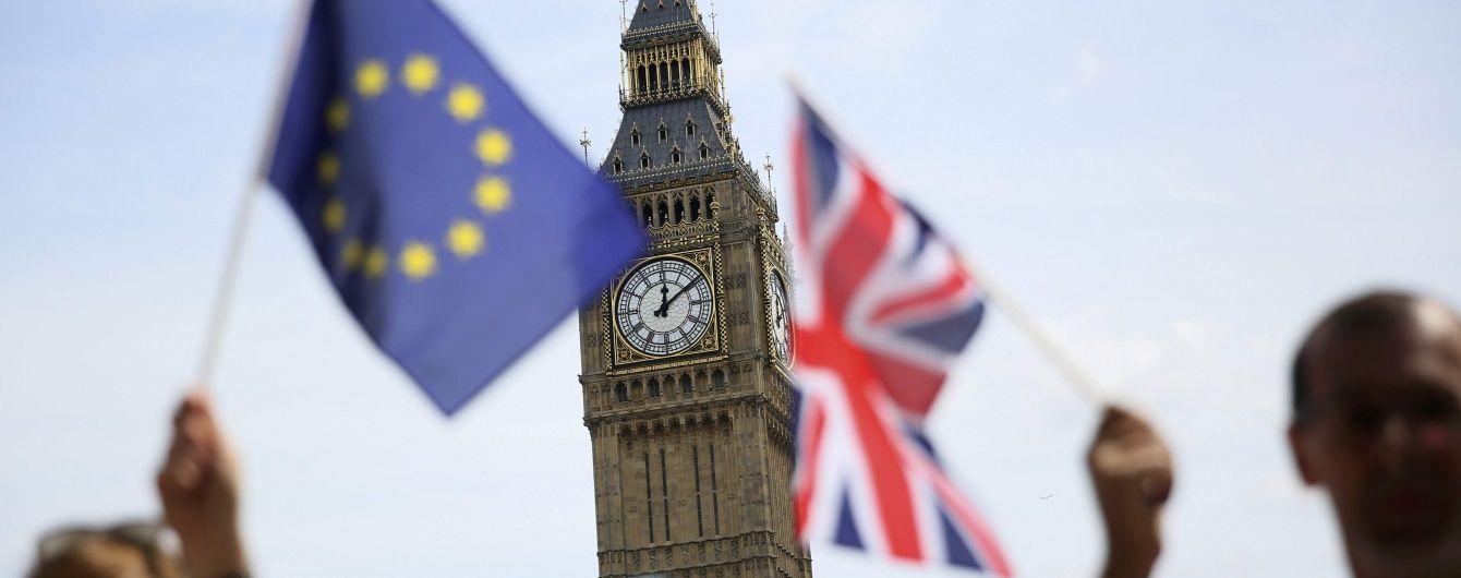 Противники виходу Британії з ЄС перемогли на референдумі - опитування