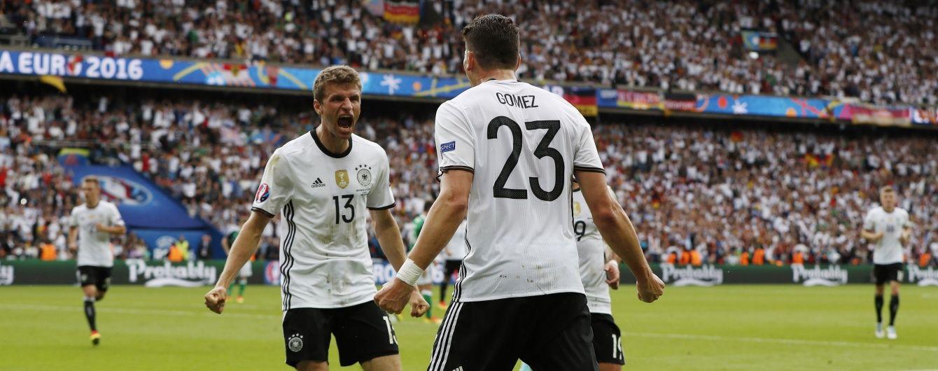 Німеччина без проблем обіграла Північну Ірландію на Євро-2016