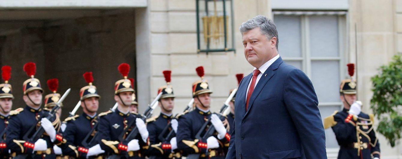 Порошенко готовий на зміни до Конституції після виведення російських військ