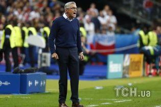 Тренер сборной Польши опасается немотивированную Украину