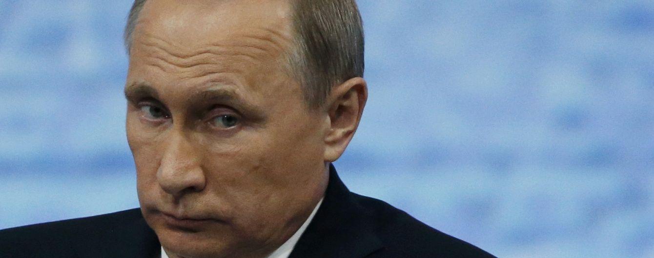 Путін дав два тижні ФСБ для отримання ключів шифрування в Інтернеті