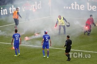 """Хорватский журналист объяснил, почему фанаты устроили """"ад"""" в матче с чехами"""