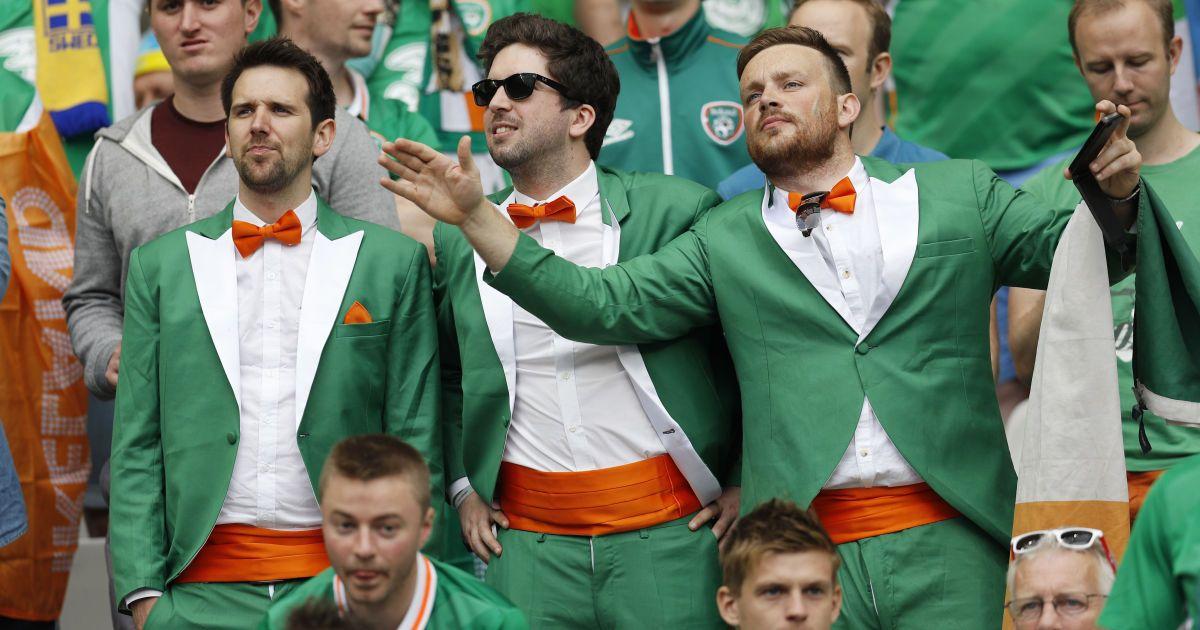 Ірландія та Швеція забили по голу. @ Reuters