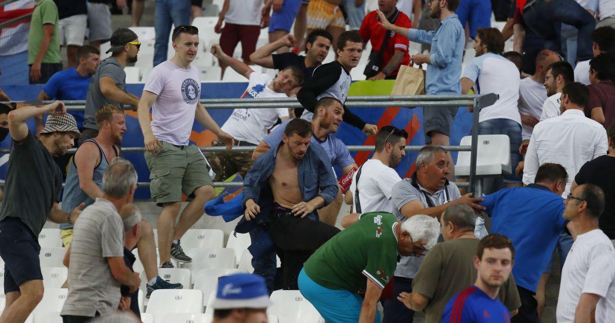 УЄФА може вигнати збірні Росії та Англії з Євро-2016
