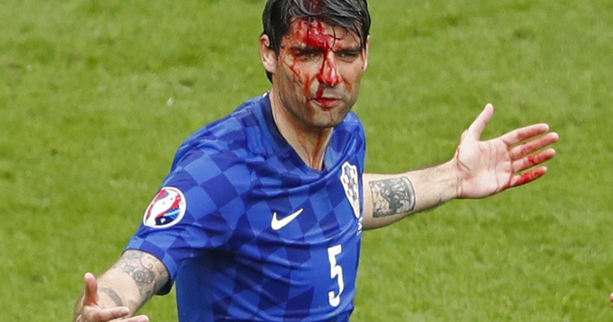 Хорватія здобула 3 очки завдяки голу Модріча. @ Reuters