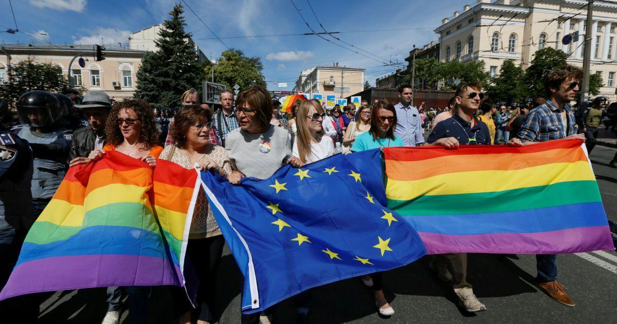 Марш равенства в Киеве, 11 июня