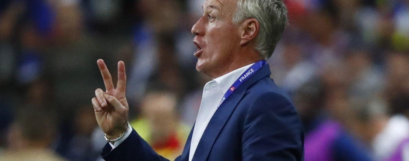 Тренер Франції про стартову перемогу на Євро-2016: в першому матчі не буває легко