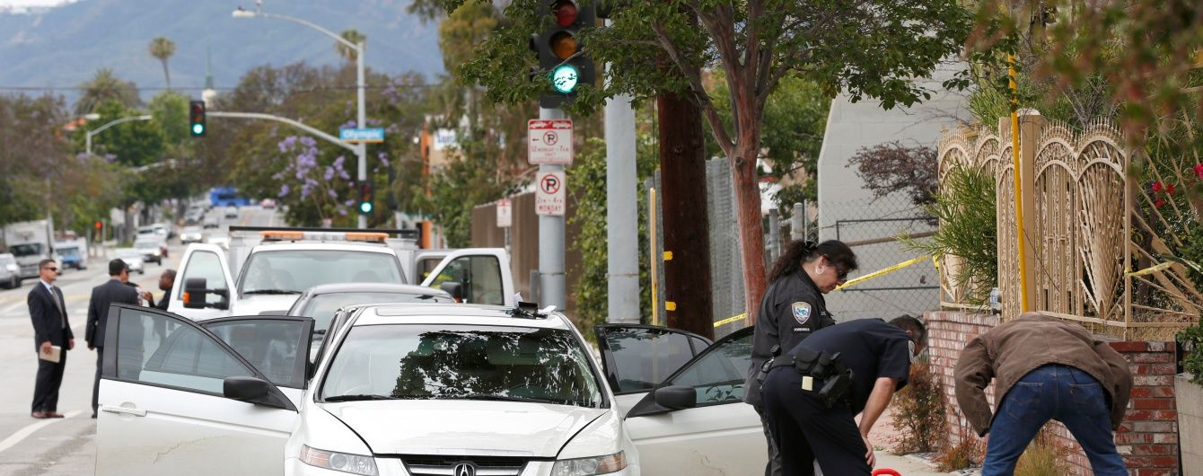 У Каліфорнії затримали чоловіка, який направлявся зі зброєю на гей-парад в Голлівуді