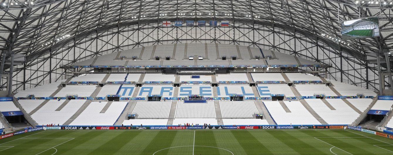 Журналіст виявив неочікувані недоліки у системі безпеки стадіону у Марселі