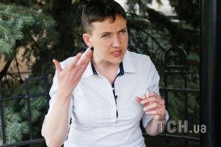 Савченко раскритиковала Геращенко за затягивание переговоров относительно пленных