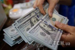 На украинском межбанке дешевеют доллары и евро. Средние курсы 21 июня