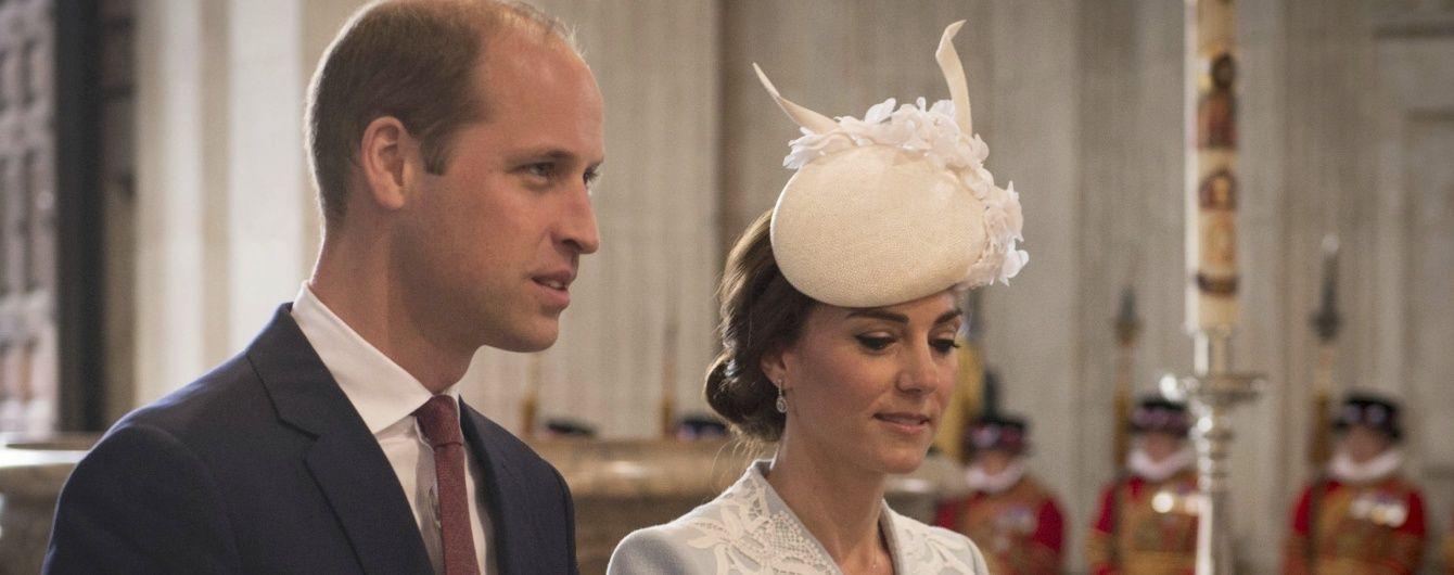 Как колено: у принца Уильяма практически не осталось волос