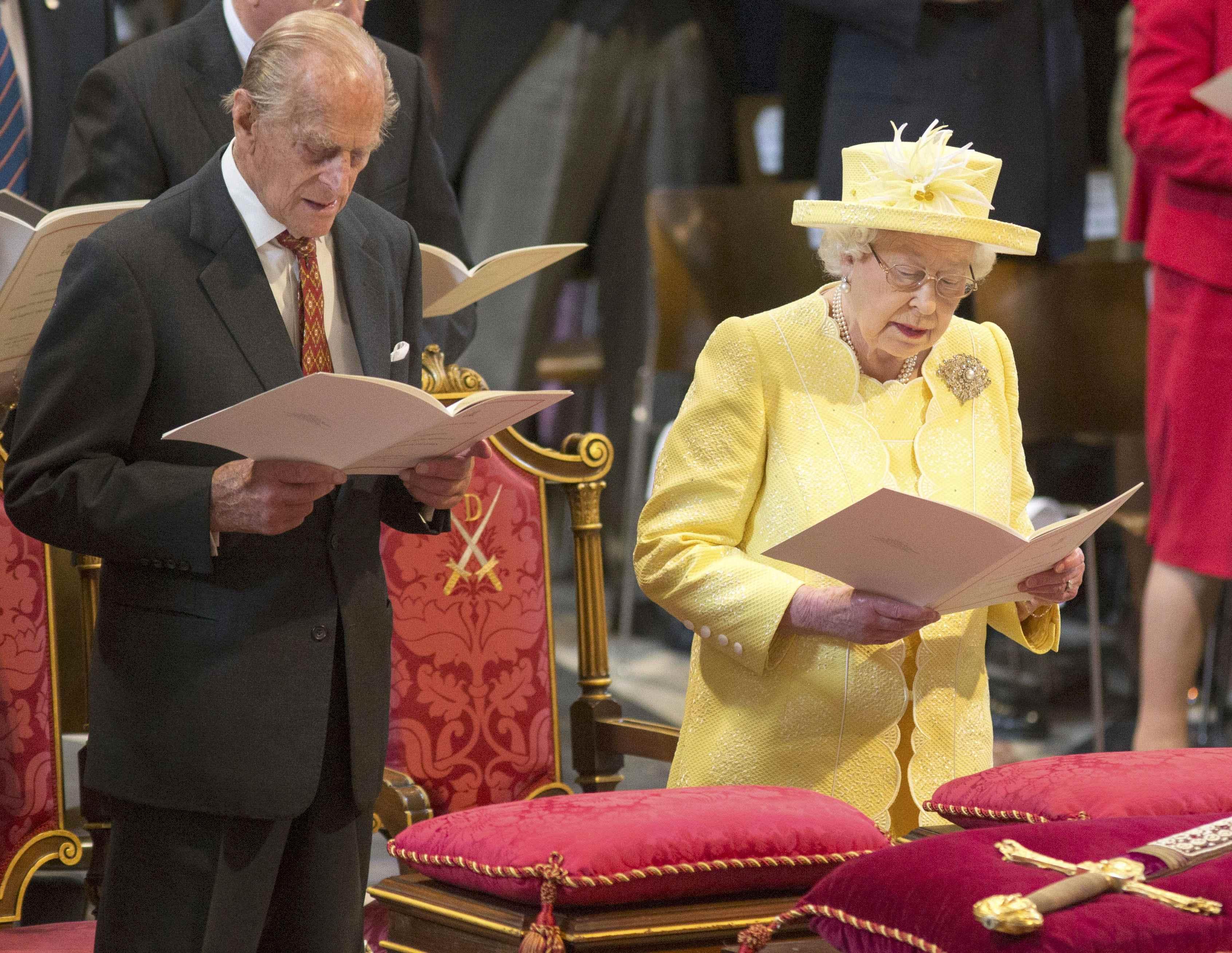 Королева Елизавета II, юбилей_12