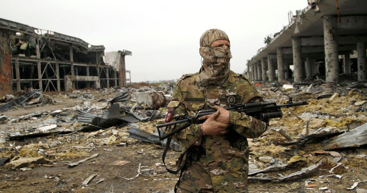 Боевики провоцировали силы АТО и устроили обстрел из крупнокалиберного оружия по Луганскому