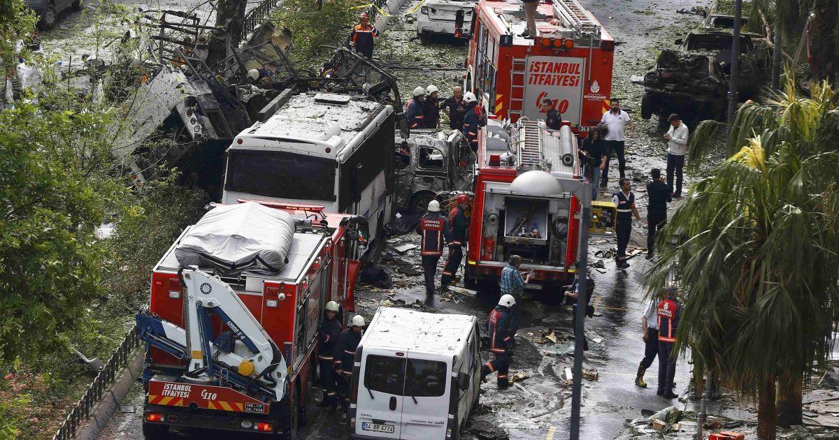 Внаслідок вибуху є постраждалі