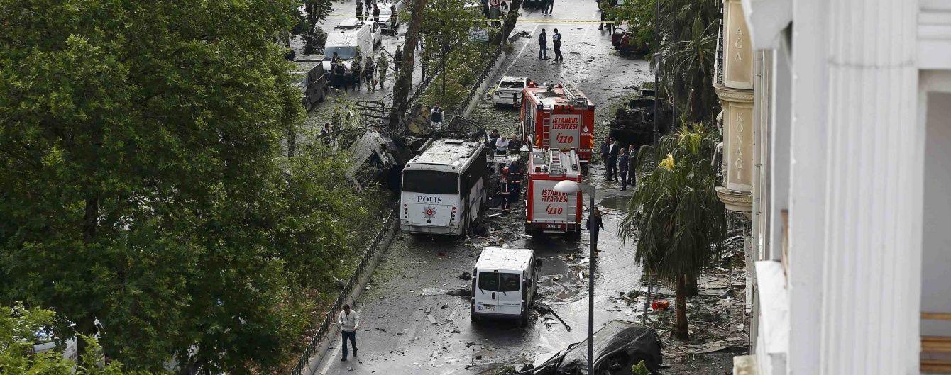 У Стамбулі зросла кількість жертв ранкового теракту